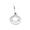 Кулон серебряный Смайлик