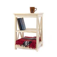 Приліжковий Столик дерев'яний TRAN1
