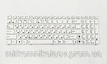 Клавиатура Asus K53SD UL50Vs U50V X52N A52Ju белая