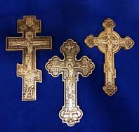 Кресты и Панагии из дерева