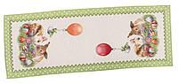 Дизайнерская дорожка интерьерная гобеленовая  для декора обеденного стола   37х100