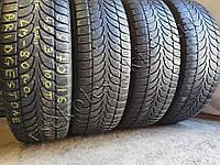 Зимние шины бу 215/70 R16 Bridgestone