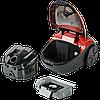 Пылесос Scarlett SC-VC80C88 красный, 1800 Вт, мешок 1.5 л + циклон 2.5 л, насадка мебель/щель, щетка пол/ковер, фото 4