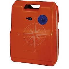 Бак топливный переносной, 29 литров, пластик Eltex, оранжевый, CAN-SB.