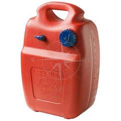 Бак топливный переносной, 22 литра, пластик Eltex, оранжевый, CAN-SB.