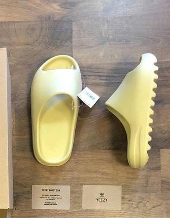 "Сланцы Adidas Yeezy Desert Sand ""Бежевые"", фото 2"