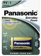 Батарейка PANASONIC EVERYDAY POWER LR61,1шт