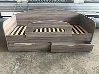 Детская кровать с выдвижными ящиками 1900 х 800