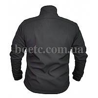Куртка Soft Shell Intruder Black // РАЗМЕРЫ S / M / L / XXL, фото 4