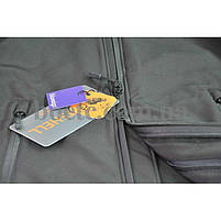 Куртка Soft Shell Intruder Black // РАЗМЕРЫ S / M / L / XXL, фото 6