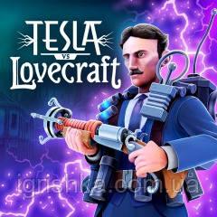 Tesla vs Lovecraft Ps4 (Цифровой аккаунт для PlayStation 4) П3