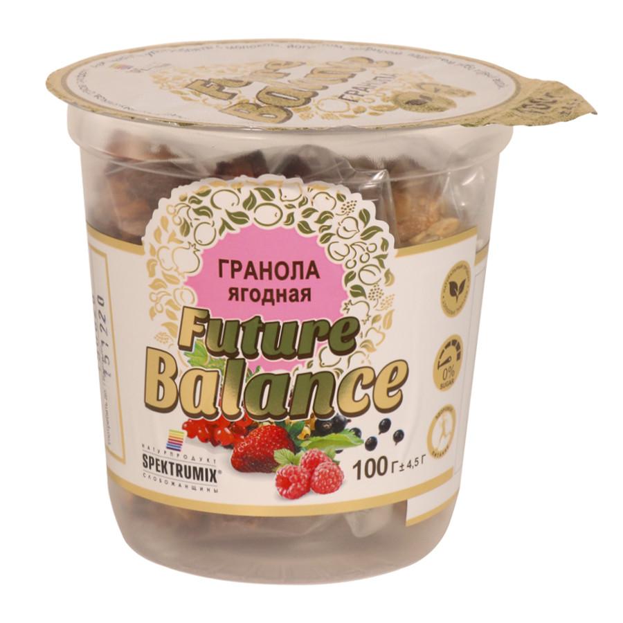 Гранола ягодная Future Balance, 100 г