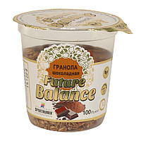 Гранола шоколадная Future Balance, 100 г