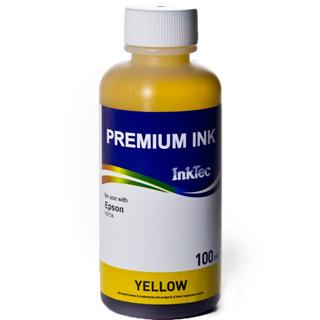 Чорнило InkTec Epson E0017-100MY, Yellow, L800/L805/L810/L850/L1800, 100 мл, фарба для принтера