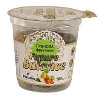 Гранола фруктовая Future Balance, 100 г