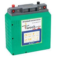 Литий-ионный аккумулятор Weekender 12V 85AH