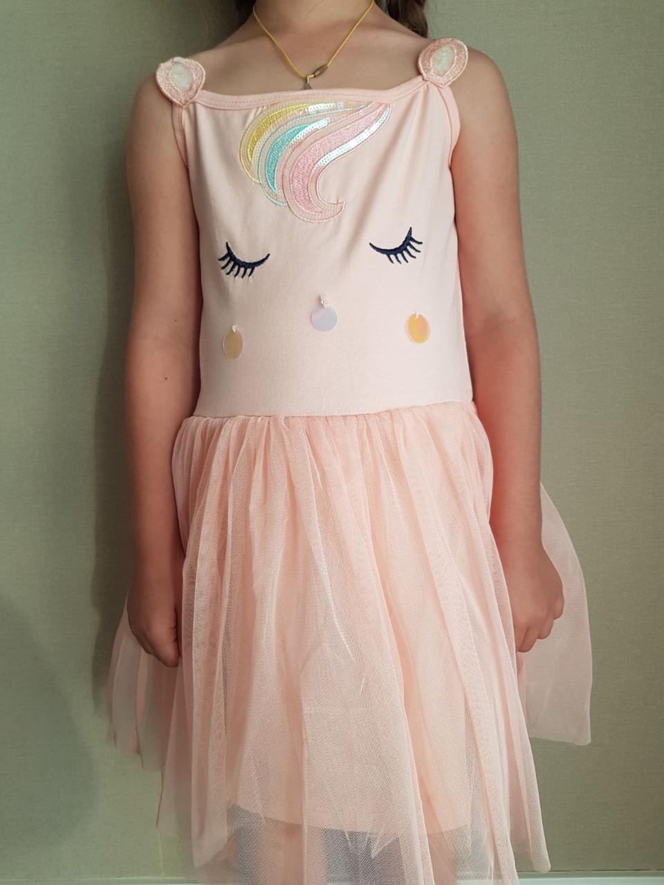 {есть:98 СМ} Платье для девочек Breeze Girls, Артикул: 14145-2 [98 СМ]