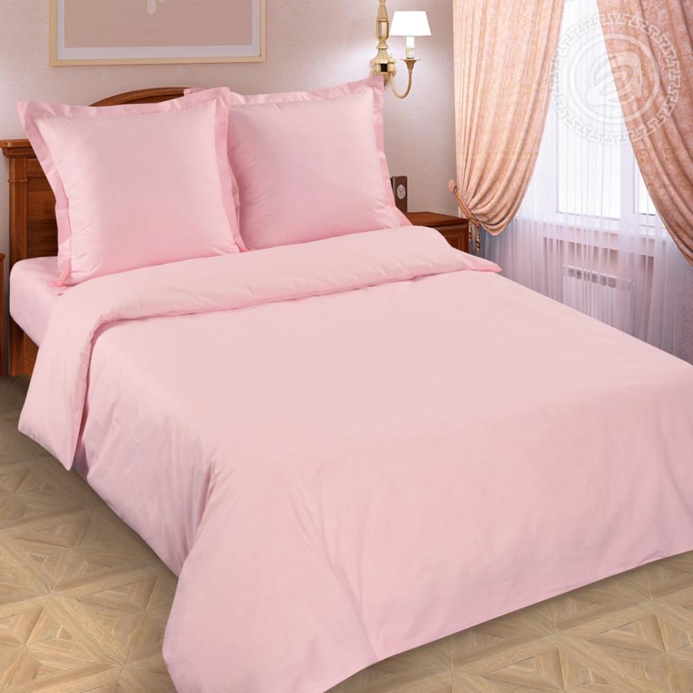 Комплект постельного белья Полуторный , Роза  поплин .