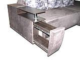 Угловой диван на пружинном блоке Мустанг, фото 4