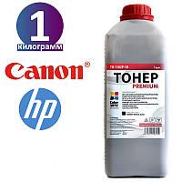 Тонер HP LJ P1005/1505/M1120/M1522, Canon LBP-3010/3100/3250, 1 кг, ColorWay Premium (TH-1102P-1B)