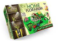"""Безопасный набор креат. творчества для выращивания растений """"Home florarium"""" укр., в кор. 23*34*8см (5шт)"""