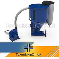 Кормосмеситель (кормозмішувач) КС - 1000 с измельчителем зерна