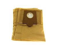 Мешки  бумажные 4шт  Filtero эконом для пылесосов BOSCH, SIEMENS, KARCHER, UFESA код SIE 01(4)