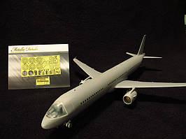 Набор деталей для модели самолета Airbus A321 (Zvezda). Двигатели. 1/144 METALLIC DETAILS MD14420