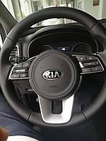 Кнопки круїз-контроля на автомобіль KIA Sportage 2018- QLe в базовій комплектації