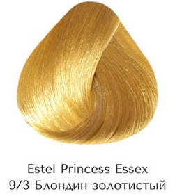 Estel Princess Essex 9/3 золотистий Блондин