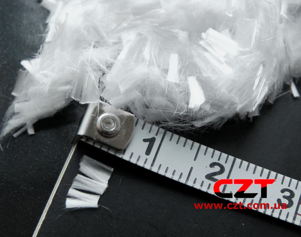 Фибра 4мм (армирующие волокна) 0.6кг
