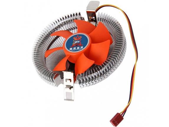 Кулер для процессора Cooling Baby Q8 LGA 1150/1151/1155/1156/775, FM1/FM2/AM2/AM2+/AM3/AM3+/AM4, фото 2
