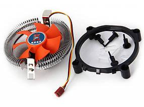 Кулер для процессора Cooling Baby Q8 LGA 1150/1151/1155/1156/775, FM1/FM2/AM2/AM2+/AM3/AM3+/AM4, фото 3