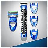 Подарочный набор Gillette Fusion Styler Face & Body 8 в 1 Limited Edition 01444, фото 10