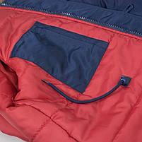 Куртка зимняя slim fit аляска n-3b Navy // РАЗМЕРЫ 48-50, фото 6