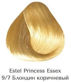 Estel Princess Essex 9/7 Блондин коричневий
