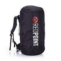 Накидка на рюкзак RedPoint Raincover М RPT979 черная