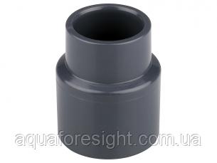 Муфта редукционная короткая PVC-U D.50х32 мм