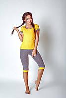 Футболка+бриджі 0127/124 Barwa garments, фото 1