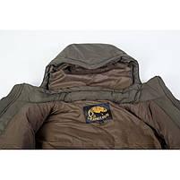 Куртка зимняя mont blanc g-loft Tundra // РАЗМЕРЫ S / S / M / L / XL / XXL, фото 4
