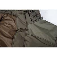 Куртка зимняя mont blanc g-loft Tundra // РАЗМЕРЫ S / S / M / L / XL / XXL, фото 7