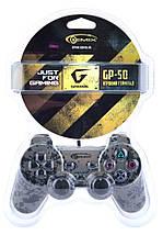 Джойстик для ПК Gemix GP-50 khaki, USB проводной игровой геймпад для ноутбука и компьютера, фото 3