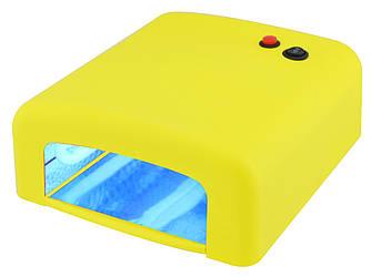 Ультрафиолетовая лампа для ногтей 36Вт K818 Yellow (4276)