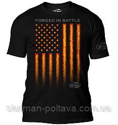 Футболка чоловіча патріотична 7.62 Design Forged In Battle' 7.62 Design Premium men's T-Shirt розмір XL