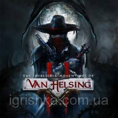 The Incredible Adventures Of Van Helsing II Ps4 (Цифровий аккаунт для PlayStation 4) П3