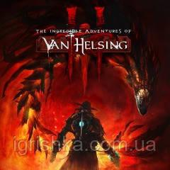 The Incredible Adventures Of Van Helsing III Ps4 (Цифровой аккаунт для PlayStation 4) П3