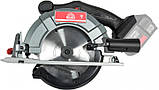 Пила циркулярная аккумуляторная Vitals Professional ARg 18165Pa BS, фото 3