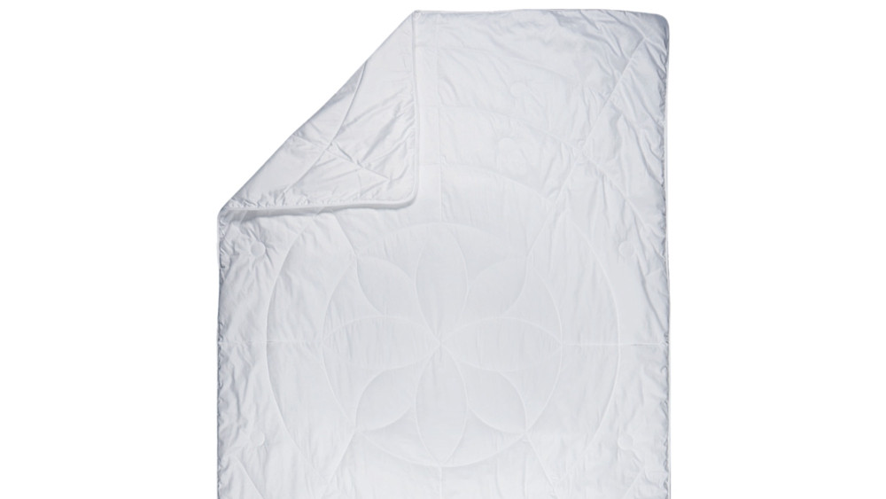 Одеяло  140*205 облегченное Перлетта  эвкалипт , ТМ_Billerbeck .