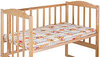 Матрас Солодких снів Eco Cotton Comfort Classic 8 см полиуретан 624578, КОД: 1759239