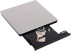 Внешний дисковод для ноутбука LG-Hitachi GP60NS60, DVD+/-RW, USB 2.0, переносной оптический привод, фото 3